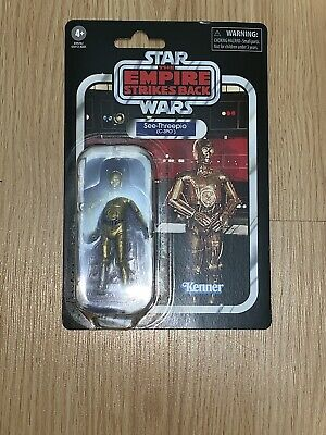 $ CDN20 • Buy Star Wars The Vintage Collection 3.75  Figure (2020 Wave 4) VC06- C-3PO