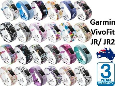 AU4.93 • Buy Replacement Band For GARMIN VIVOFIT JR JR2 JUNIOR Fitness Wristband Bracelet NEW