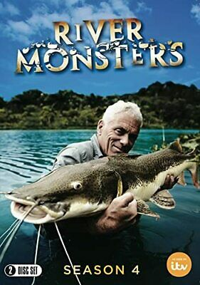 £12.99 • Buy River Monsters: Series 4 (DVD) Jeremy Wade