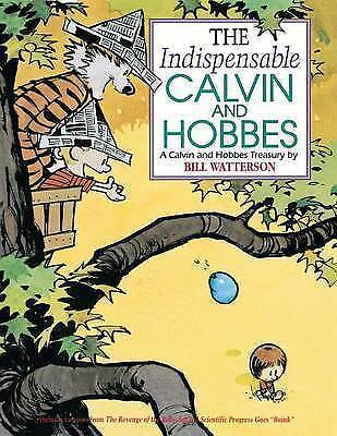 Indispensable Calvin And Hobbes, Hardcover By Watterson, Bill, #35786 U • 11.99£