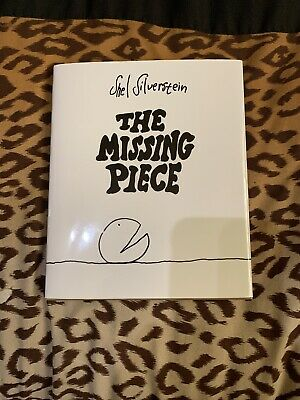 The Missing Piece By Shel Silverstein (Hardback) • 20£