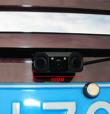 $ CDN27.76 • Buy Car Auto Reverse Backup Parking Radar Rear View Camera With Parking Sensor Parts