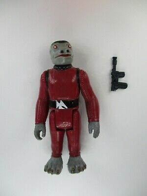$ CDN8.50 • Buy Star Wars Vintage Snaggletooth Figure - Original Blaster - Cantina Alien HK 1978