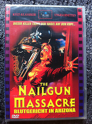 THE NAILGUN MASSACRE - DVD Region 2 (UK)  • 24.88£