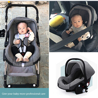 View Details UK New 3 IN 1 Baby Stroller Pram Car Seat Pushchair Carry Cot Travel System & • 209.00£