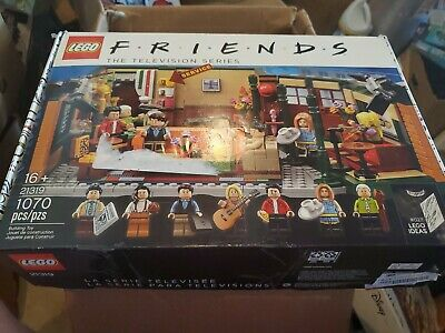 $29.99 • Buy Lego Friends Central Perk Cafe Ideas 25th Anniversary Set #21319 Ready To Ship