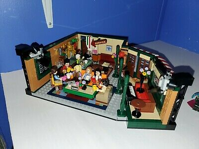 $40 • Buy LEGO Ideas - Friends - Central Perk 21319 (LEGO Hard To Find)