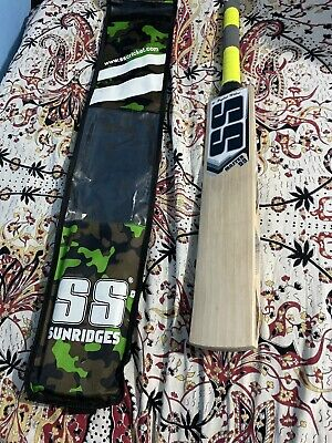 £30 • Buy SS Size 3 Cricket Bat Brand New With Grip With Cover