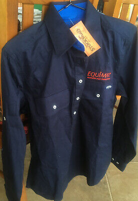 AU15 • Buy RM Williams Ladies Stockyard Shirt Size 8. Brand New With Labels