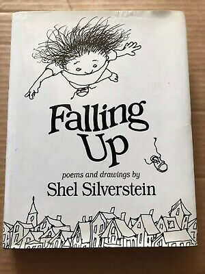 Shel Silverstein - Falling Up - 1st Edition  • 5£