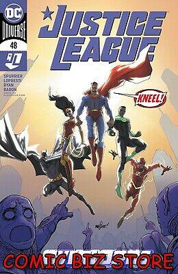 Justice League #48 (2020) 1st Printing Frank Main Cover Dc Comics • 3.55£