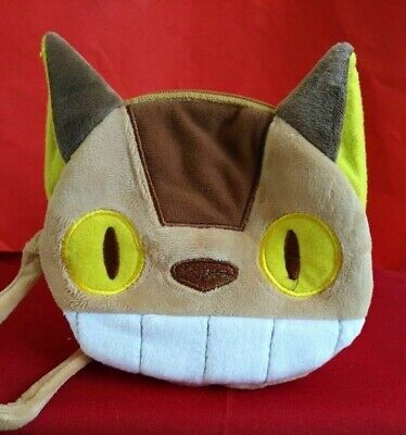 £7.99 • Buy My Neighbour Totoro! Cat Bus Anime Coin Purse Pouch ! High Quality Uk Seller