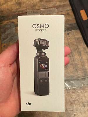 $279.99 • Buy DJI OSMO Pocket 3-Axis Stabilized Handheld Camera Model OT110 - New In Box!