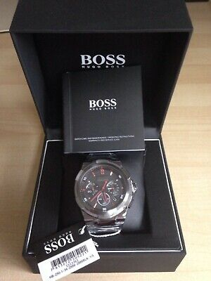 Hugo Boss Men's Supernova Chronograph Watch HB1513361 • 104.99£