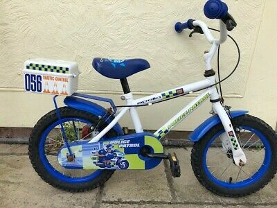 Apollo Boy's Police Patrol Bike Used • 10£
