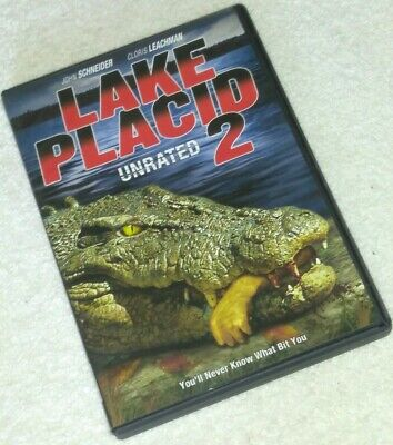 Lake Placid 2 Unrated DVD Horror Halloween  • 7.15£