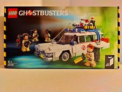 Lego Ideas Ghostbusters Ecto 1 21108 Brand New And Still Sealed - Retired Set • 57£