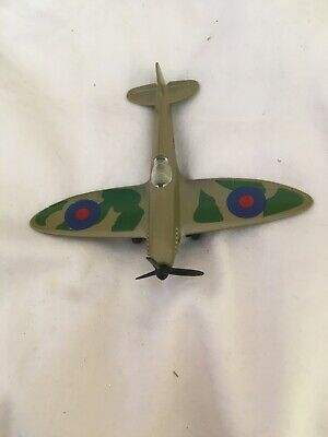 Matchbox Die Cast Metal Spitfire Plane Model ~ SB8 1973 • 4£