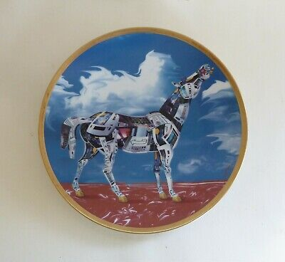 Rosenthal Porcelain Plate Studio-Line TeleCash Edition 1999 Collectable Wall Art • 28£