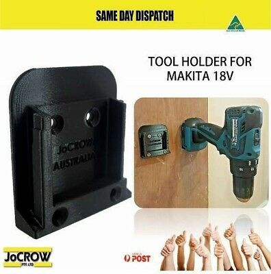 AU26.40 • Buy 6 X TOOL Skin Holder Mount For Makita 18v