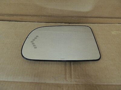 $79.95 • Buy 03-05 Chevy Silverado/GMC 2500HD LEFT DRIVERS SIDE TOW MIRROR GLASS GENUINE OEM