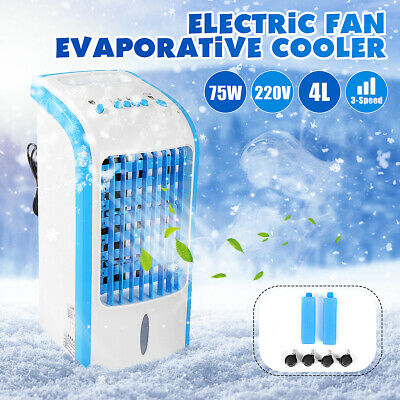 AU68.96 • Buy NEW Portable Electric Air Conditioner Cool Cooling For Bedroom Cooler Fan AU