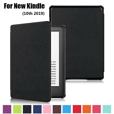 Smart Leather Stand Cover Case For Amazon All-new Kindle 10th Gen 2019 Released • 6.69£