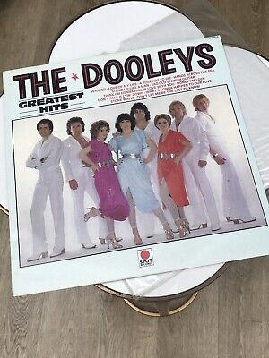 The Dooleys-Greatest Hits Vinyl LP Spot Records • 4.50£