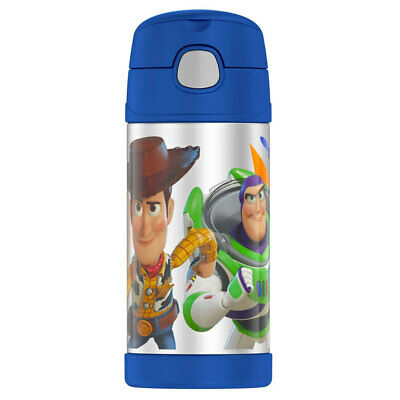 AU29 • Buy Thermos 355ml Funtainer Insulated Stainless Steel Water/Drink Bottle Toy Story