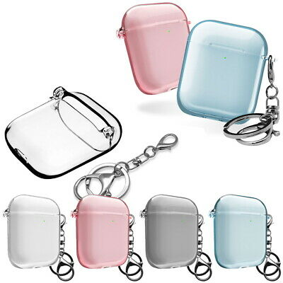 $ CDN11.05 • Buy Clear Case Cover For Apple Airpods 1st / 2nd Generation.