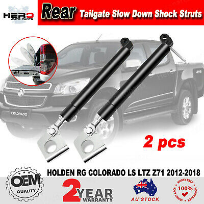 AU39.66 • Buy 2PCS HOLDEN RG COLORADO LS LTZ Z71 12-18 Rear Tailgate Slow Down Shock Strut
