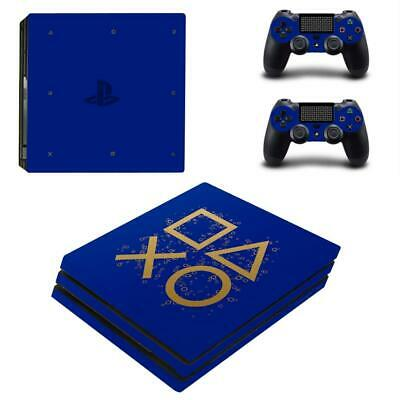 AU15.36 • Buy PS4 Pro Console Controller Vinyl Skin Sticker Decal Wraps PS4 Gaming Logo Icons