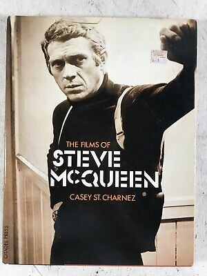 £18.15 • Buy Films Of Steve McQueen By Charnez Movies Hollywood Entertainment Book