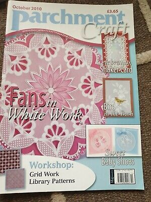 Parchment Craft Magazine - October 2010 • 2.50£