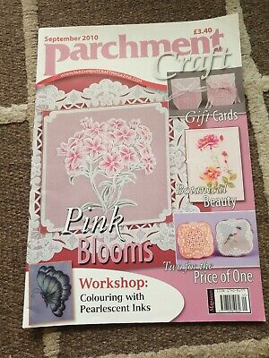 Parchment Craft Magazine - September 2010 • 2.50£