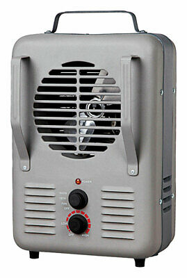 $50.51 • Buy Soleil  Milk House  200 Sq. Ft. Electric  Utility Heater