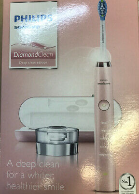View Details Philips Sonicare Sonic Diamond Clean Electric Toothbrush - Pink • 87.00£