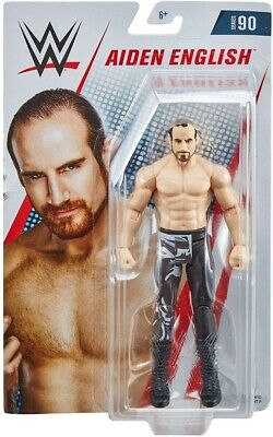 £9.99 • Buy WWE Aiden English Articulated Wrestling Action Figure Series 90 By Mattel 6  #NG