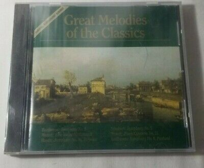Great Melodies Of The Classics (CD) NEW, 1 Of 4 Cds • 3.57£