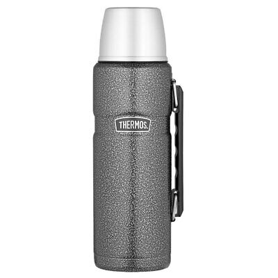 AU69.95 • Buy Thermos 2L Stainless Steel King Bottle Drink Flask Water Container Hammertone