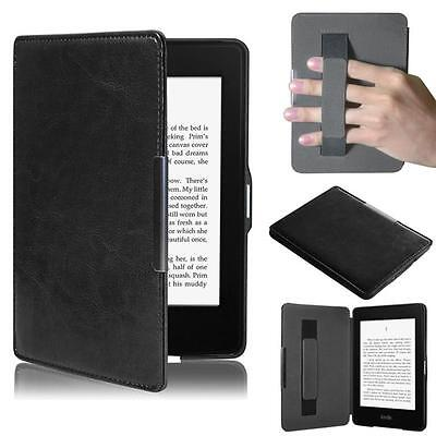 AU19.71 • Buy Ultra Slim Leather Smart Case Cover For Amazon Kindle Paperwhite 5 Top Sell New