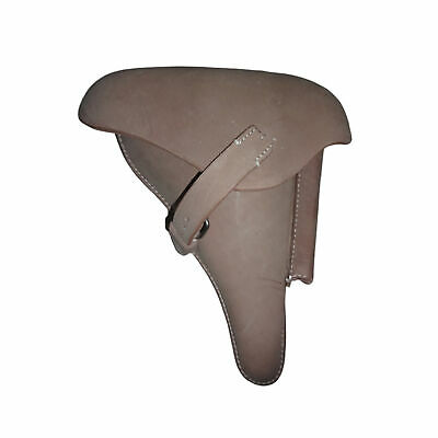 Leather Holster For WWII German Luger P08 Natural Color - Reproduction D354 • 29.59£