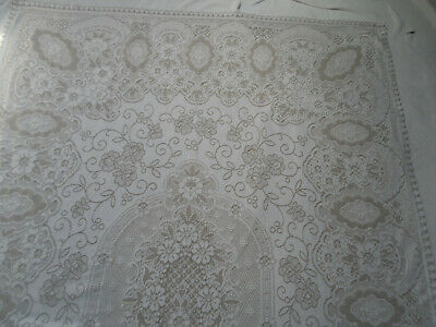 £29.99 • Buy Vintage French Lace Tablecloth
