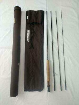 $460 • Buy SAGE GRAPHITE Ⅲ VPS 590-4 9'0  #5 4piece Fly Rod Fishing W/case F/S