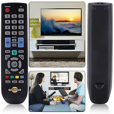 Replacement TV Remote Control For Samsung LE22B450C8W BN59-00865A LED LCD Plasma • 3.69£