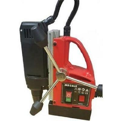 ALFRA MD35LX Magnetic Mag Drill Annular Rotabroach Type Cutter 110v • 510£