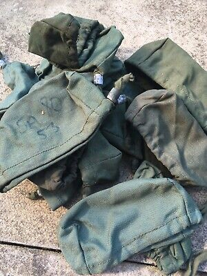 £4.95 • Buy Genuine British Army Military SA80 SUSAT Sight Cover Pouch Olive Green Kit Issue