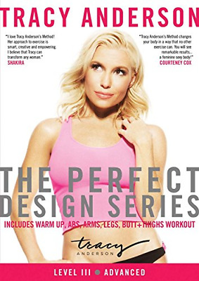 £2.82 • Buy Tracy Anderson Perfect Design Series - Sequence III [DVD]