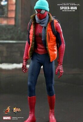 $250 • Buy Hot Toys Amazing Spider-man 2 Exclusive 1/6 Figure