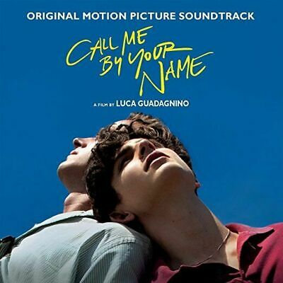 AU14.40 • Buy Call Me By Your Name Original Soundtrack OST [CD] 17 Trks Brand New & Sealed